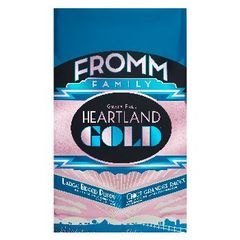 Fromm Gold Dog Dry Heartland Gold Grain Free Large Breed Puppy 26#