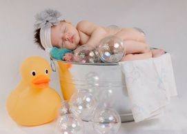Tonya is amazing! She took my daughters newborn pictures and captured her extremely well! She took h