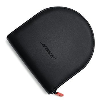 Bose Earphone With Pouch Black