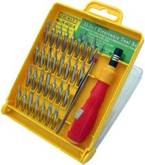 Jackly Screwdriver Set Tool Kit(Pack of 32)