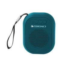 Zebronics SAGA Portable Bluetooth wireless speaker