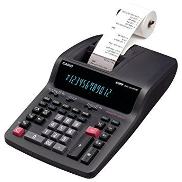 Casio HR-100RC Printing Calculator