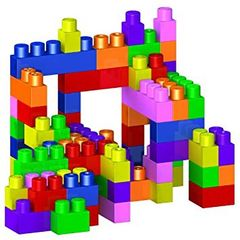 Funny Bricks and Blocks Set
