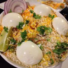 Egg Biriyani (Chennai)
