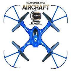 QY66 D1 Drone - 6 Axis Gyro RC Quadcopter - No camera