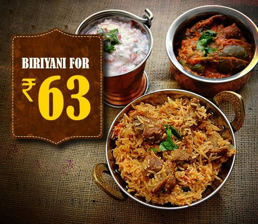 Quarter Chicken Biryani (Chennai)