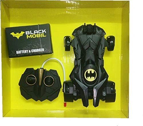 Batman rc Car with Remote Control with Rechargeable Batteries & Charger