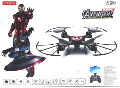 Captain America 2.4GHz RC Quad-copter Drone