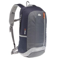 QUECHUA LAPTOP BACKPACK 20 Litre - GREY