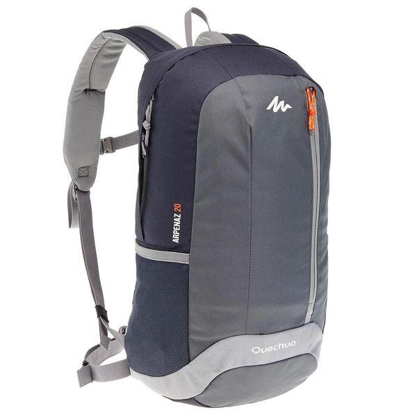QUECHUA LAPTOP Bag BACKPACK 20 Litre - GREY
