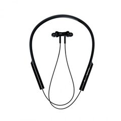 Mi Neckband Bluetooth Headset with Mic (Black)
