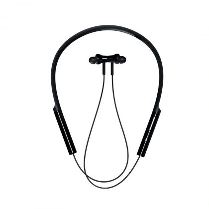 Mi Neckband Bluetooth Headset with Mic (Black)