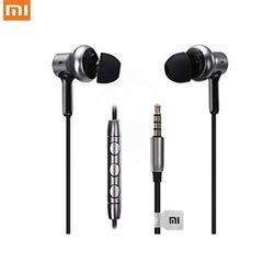 Mi Wired Headphones with Ultra-Deep Bass (Black)