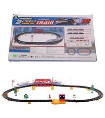 Ultramodern Bullet Train Game Set
