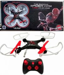 The Amazing Spider Man Micro Drone Q Series Hyun Lights Upgraded Quadcopter Headless Mode One Key Features