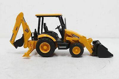 Super Power JCB Truck Construction Loader Excavator Crane Toys