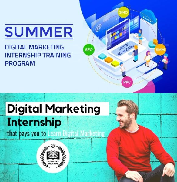 Digital Marketing Internship Training Program