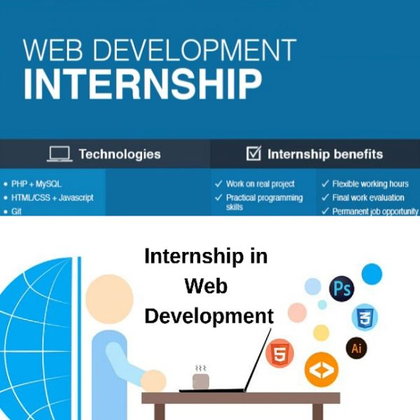 Web Design & Development Internship Training Program