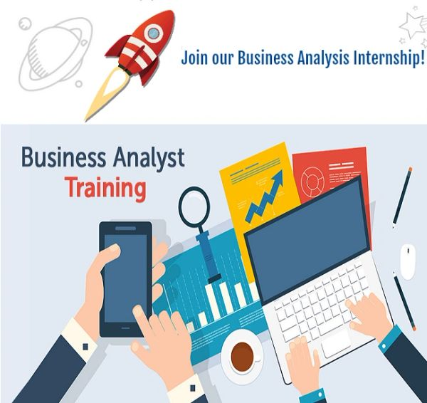 Business Analyst Internship Training Program