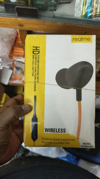 REALME Buds Wireless Bluetooth Headphone