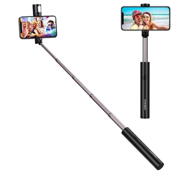 SELFIE STICK cable take pole(Black)
