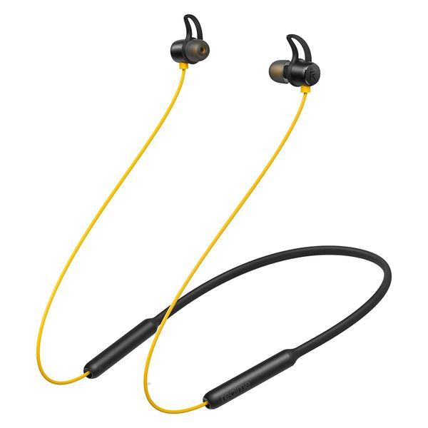 Realme Buds Wireless BT-R3 BlueTooth Headphone(Black)