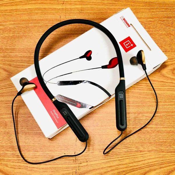 OnePlus Bullets Wireless 3 Bluetooth Headphone(Black)