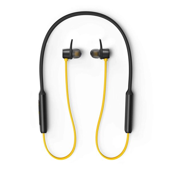 Realme Buds Wireless BlueTooth Headset(Black)