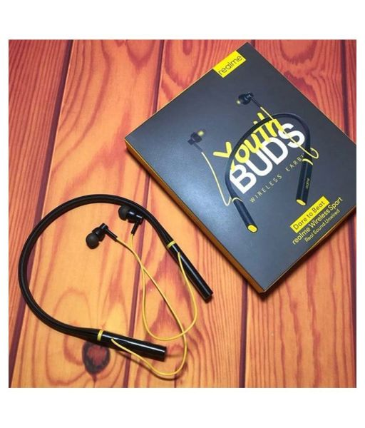 REALME YOUTH BUDS Wireless Bluetooth Headphone