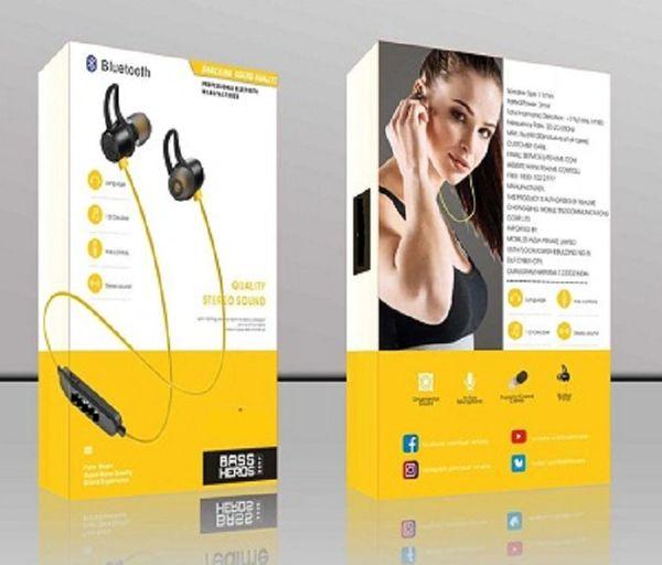 REALME BASS HEROS Wireless Bluetooth Headphone