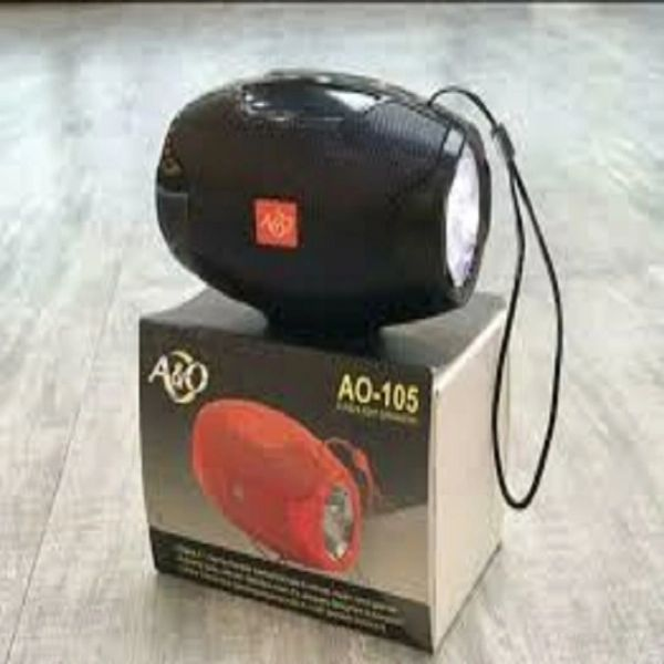 A0-105 Portable Wireless Bluetooth Speaker