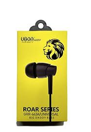 UBON ROAR SERIES Wired Earphone