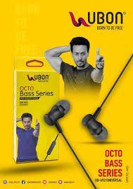 UBON OCTO BASS SERIES Wired Headphone