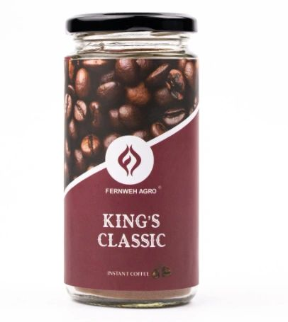 KING'S CLASSIC INSTANT COFFEE