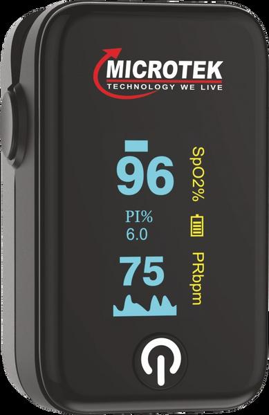 Microtek Fingertip Pulse Oximeter