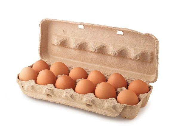 Country Chicken (Desi Murga) Eggs 12pcs(Berhampur)