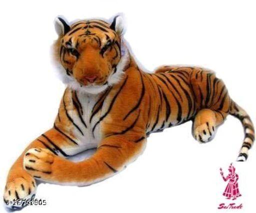 Teddy Tiger Home Décor Soft Toy
