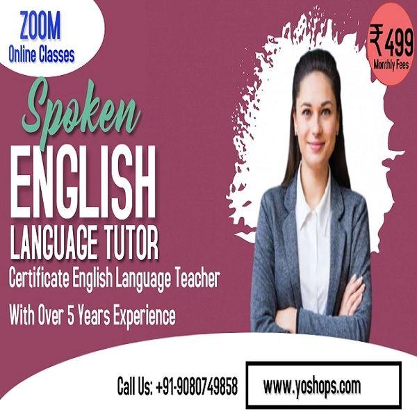 Spoken English Classes For Kids (STD 1 to STD 10) 5 Free Demo Class