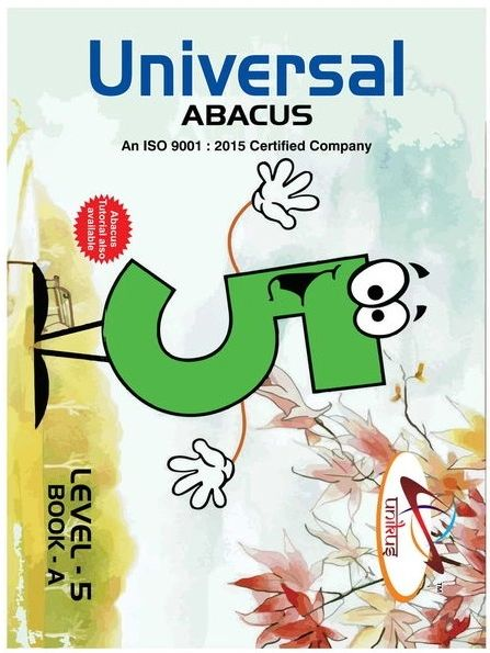 Universal Abacus Maths Book Level-5 Book-A