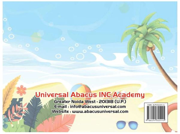 Universal Abacus Maths Book Level-7 Book-A