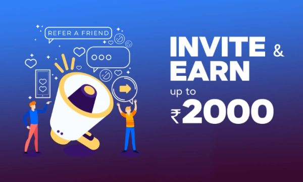 Refer and Earn Rs.2000 and Get Free Partnership Gift