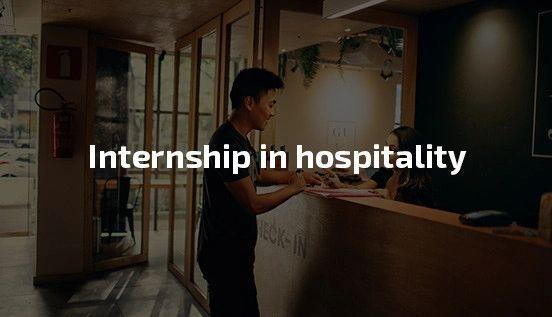 Hospitality Internship Training Program
