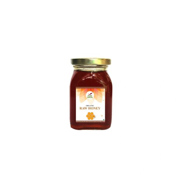 Organic Raw Honey 250Gms