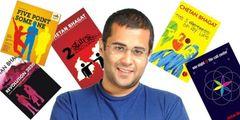 Chetan Bhagat Book Series