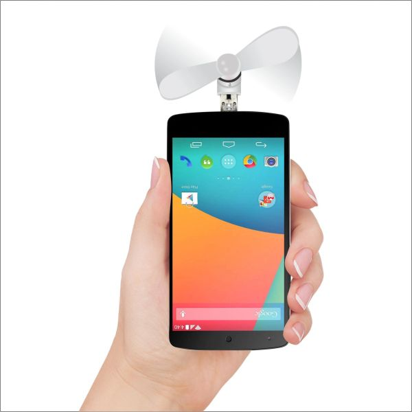 Yo990 Mobile Fan Multicolour