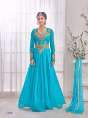 Designer Gown By ZARA