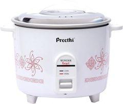 Preethi Rice Cooker - RC-319 RANGOLI 1.0 Litres