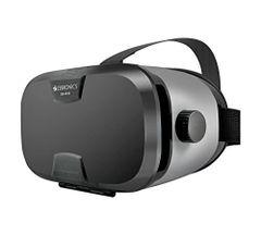 Zebronics ZEBVR100 Virtual Reality Kit VR box 3D 360 Degree