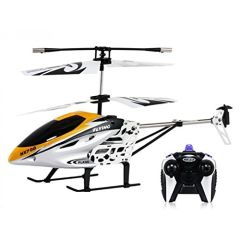 HX-715 Flying Helicopter With Remote Control Toy