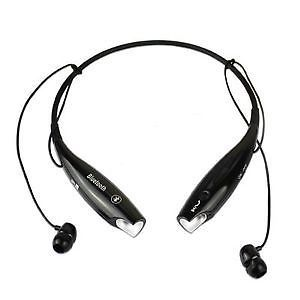Onlite Wireless Bluetooth Headphone With Mic (Black)